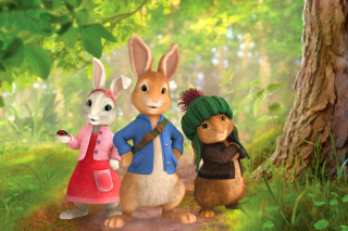 The Tale of Peter Rabbit - Obrázkek zdarma pro Widescreen Desktop PC 1440x900