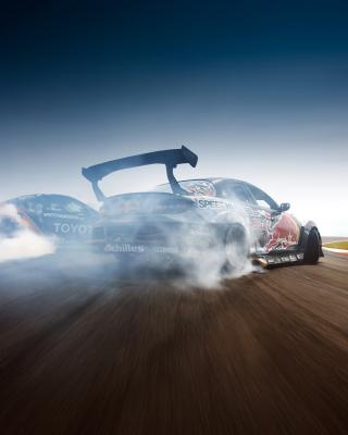 Mazda Rx-8 Drift - Obrázkek zdarma pro iPhone 5C