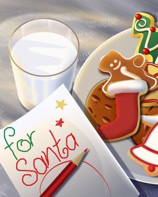 Sweets For Santa - Obrázkek zdarma pro 176x220