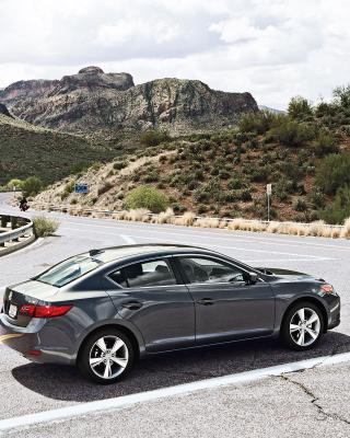 Acura Ilx - Obrázkek zdarma pro 768x1280