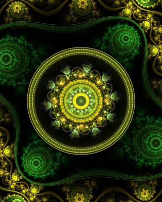 Celtic Flower - Obrázkek zdarma pro iPhone 3G