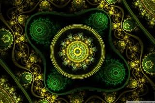 Celtic Flower - Obrázkek zdarma pro 720x320