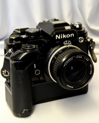 Nikon FA Single lens Reflex Camera - Obrázkek zdarma pro Nokia C3-01