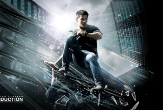 Taylor Lautner Abduction Background for Android, iPhone and iPad