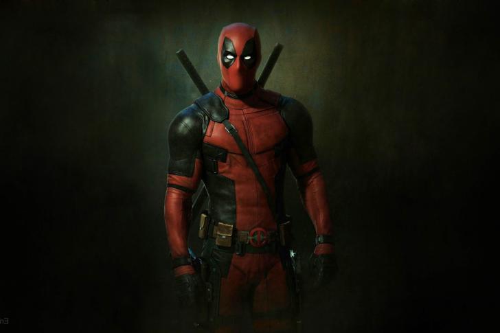 Deadpool Superhero wallpaper