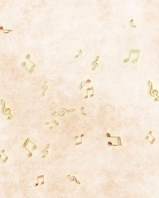 Music Notes - Obrázkek zdarma pro 240x400
