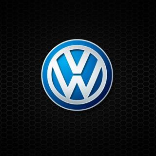 Volkswagen_Logo - Obrázkek zdarma pro 320x320