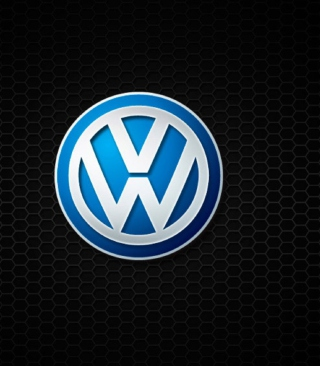 Free Volkswagen_Logo Picture for 480x854