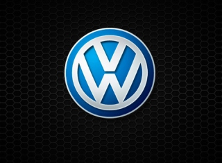 Volkswagen_Logo Wallpaper for Android, iPhone and iPad