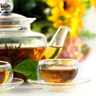 Flowering chinese Tea - Obrázkek zdarma pro 2048x2048
