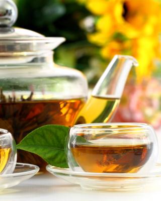 Flowering chinese Tea - Obrázkek zdarma pro Nokia Asha 311