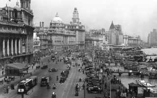 Shanghai 1930 Picture for Android, iPhone and iPad
