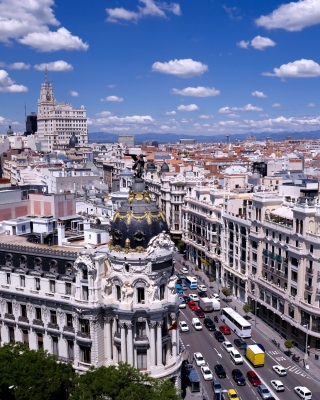 Madrid - Obrázkek zdarma pro Nokia Asha 305