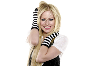 Avril Lavigne Poster sfondi gratuiti per cellulari Android, iPhone, iPad e desktop