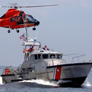 United States Coast Guard - Obrázkek zdarma pro iPad mini