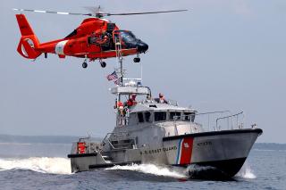 United States Coast Guard - Obrázkek zdarma pro Fullscreen Desktop 800x600
