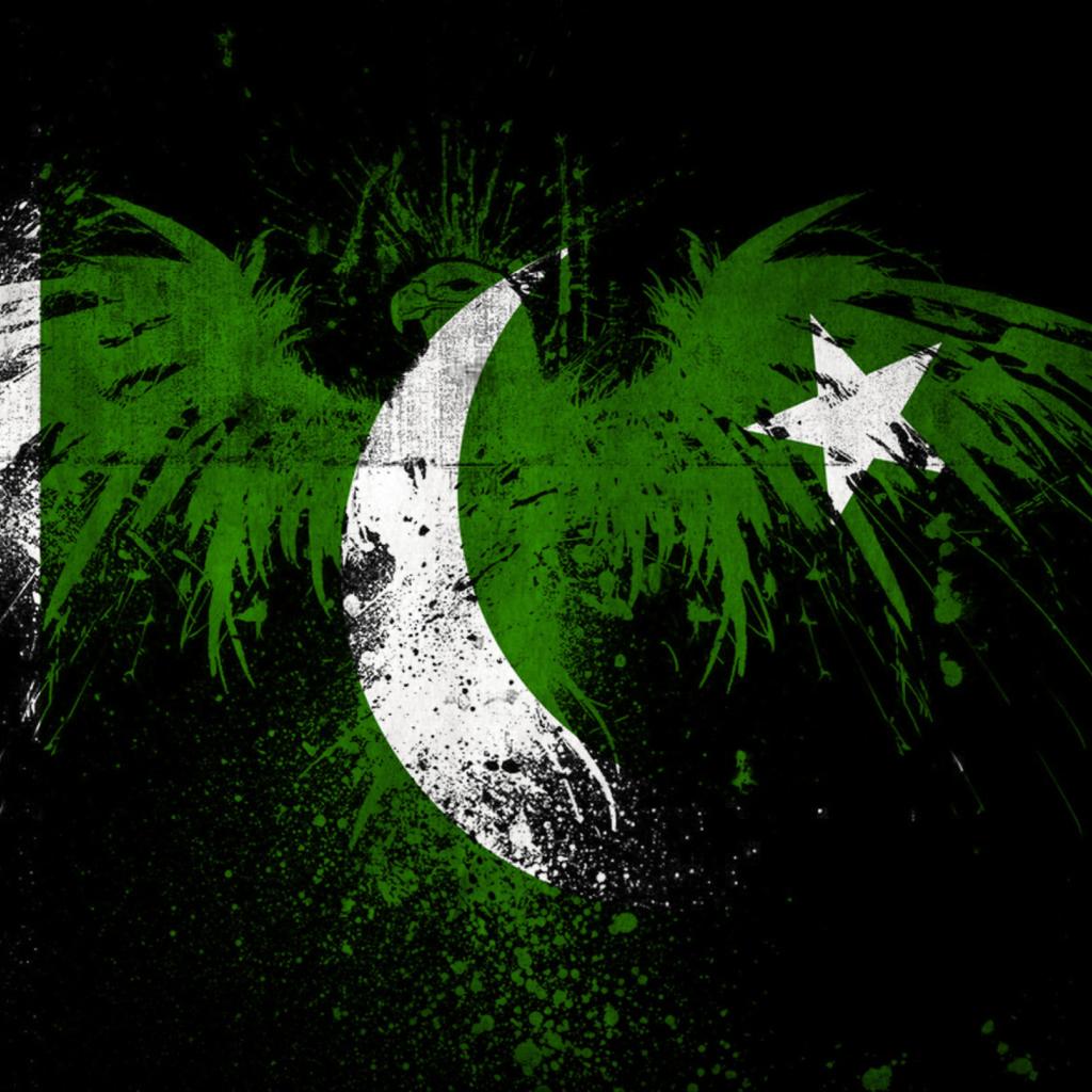 Screenshot №1 pro téma Pakistan Flag 1024x1024