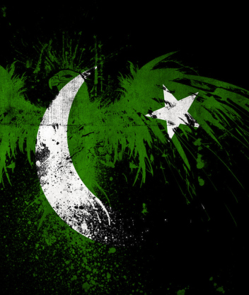 Screenshot №1 pro téma Pakistan Flag 352x416