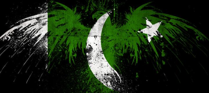 Screenshot №1 pro téma Pakistan Flag 720x320