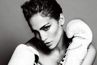 Jennifer Lopez Boxing - Obrázkek zdarma pro Widescreen Desktop PC 1600x900