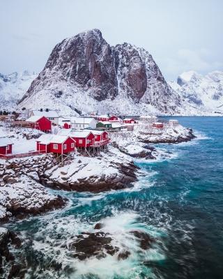 Lofoten Islands - Obrázkek zdarma pro Nokia Lumia 2520