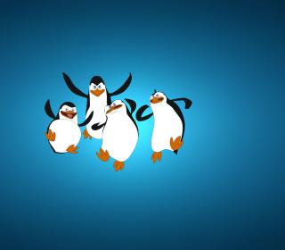 The Penguins Of Madagascar - Obrázkek zdarma pro 320x320