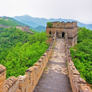 Great Wonder Wall in China - Obrázkek zdarma pro 1024x1024