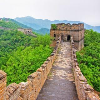Great Wonder Wall in China - Obrázkek zdarma pro iPad 3
