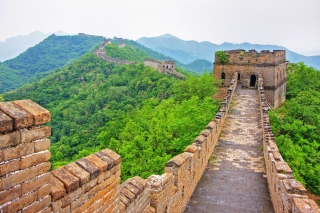 Great Wonder Wall in China - Obrázkek zdarma pro Samsung I9080 Galaxy Grand