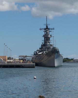 Pearl Harbor - Obrázkek zdarma pro Nokia Asha 202