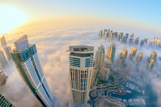 Dubai Best View Wallpaper for Android, iPhone and iPad