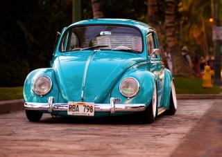 Beetle - Obrázkek zdarma pro 220x176