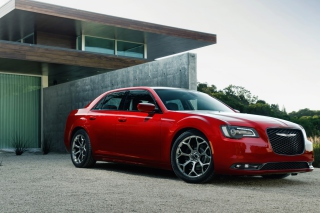 Chrysler 300S 2015 Background for Android, iPhone and iPad