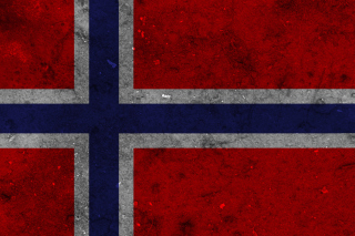 Norway Flag Scandinavian Cross Picture for Android, iPhone and iPad