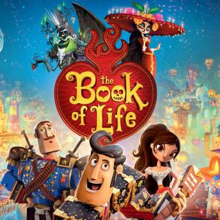 The Book of Life - Obrázkek zdarma pro iPad mini 2