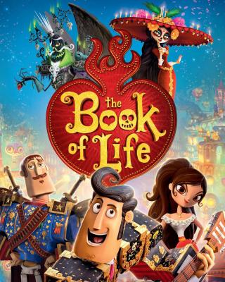 The Book of Life - Obrázkek zdarma pro Nokia Lumia 820