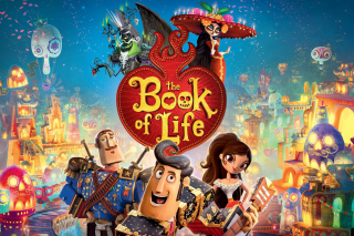 The Book of Life - Obrázkek zdarma pro Widescreen Desktop PC 1920x1080 Full HD
