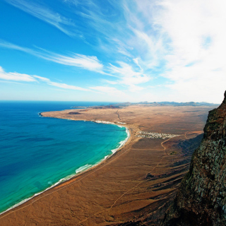 Lanzarote, Canary Islands - Obrázkek zdarma pro 1024x1024