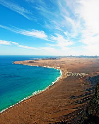 Lanzarote, Canary Islands - Obrázkek zdarma pro Nokia X1-00