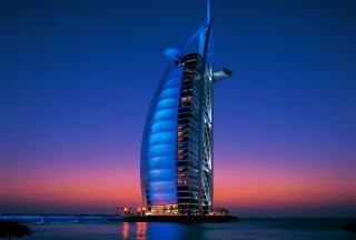 Dubai Hotel - Fondos de pantalla gratis para Nokia X2-01