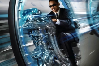 Men in Black 3 - Will Smith Picture for Android, iPhone and iPad
