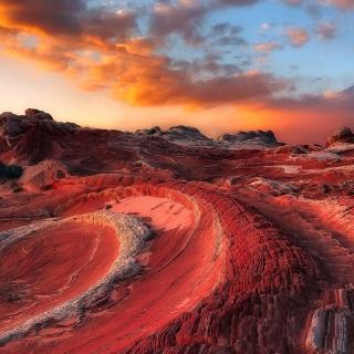 Vermilion Cliffs National Monument - Obrázkek zdarma pro iPad mini
