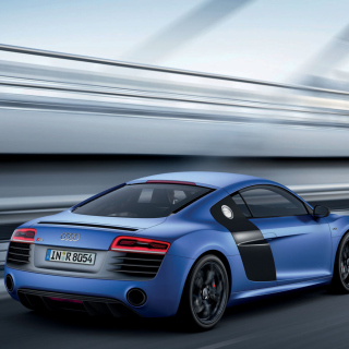 Audi R8 Coupe - Obrázkek zdarma pro iPad