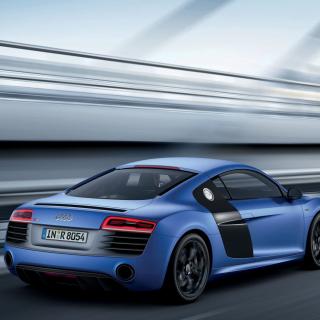 Audi R8 Coupe - Obrázkek zdarma pro 208x208