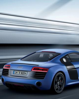 Audi R8 Coupe - Obrázkek zdarma pro iPhone 4