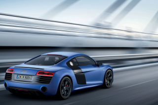 Audi R8 Coupe Picture for Android, iPhone and iPad