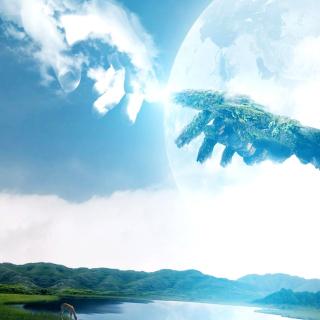 Heaven Art - Obrázkek zdarma pro iPad mini 2