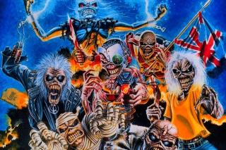 Iron Maiden - Fondos de pantalla gratis para Motorola RAZR XT910