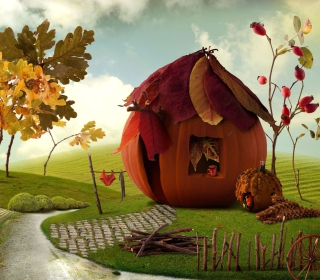 Thanksgiving - Obrázkek zdarma pro 128x128
