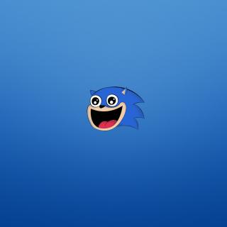 Sonic The Hedgehog - Obrázkek zdarma pro iPad